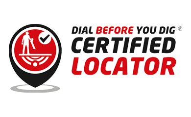 ial Before You Dig Certified Locator